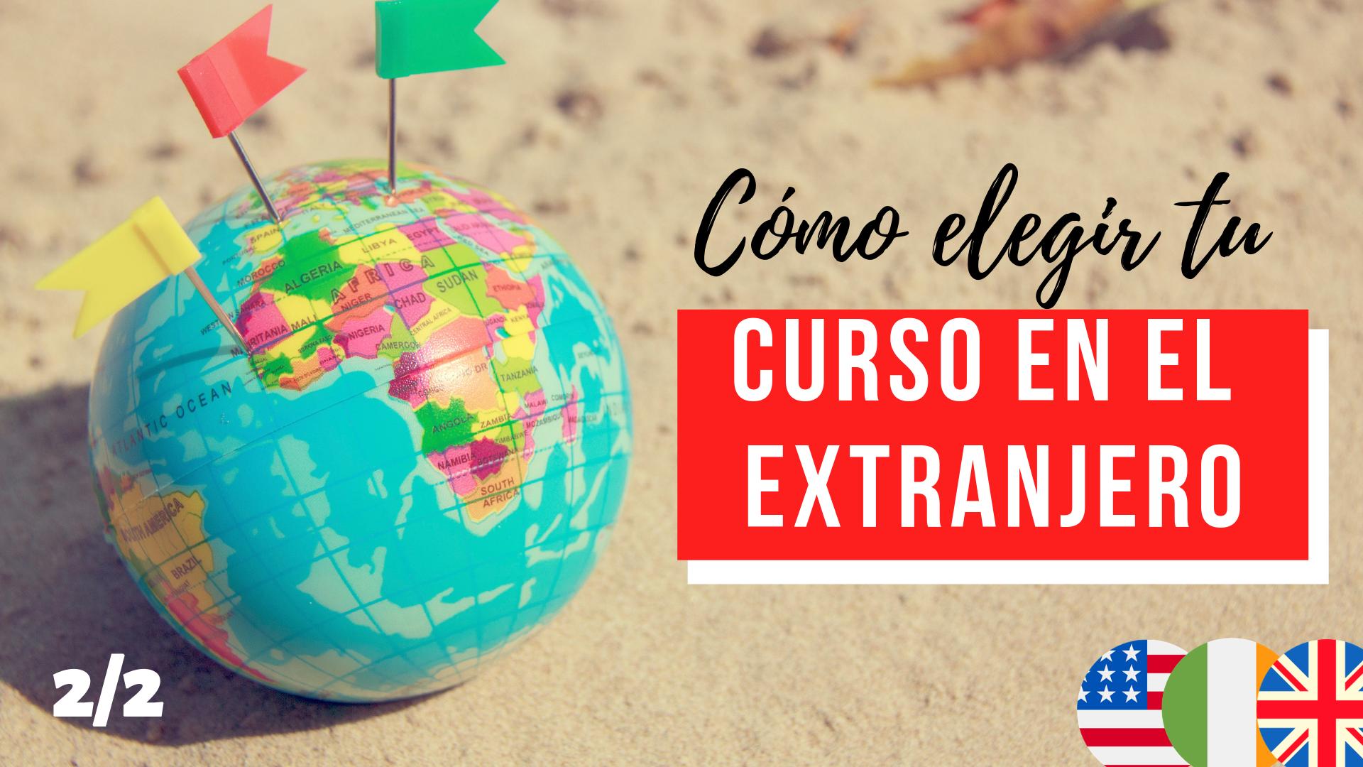 elegir curso de inglés en el extranjero