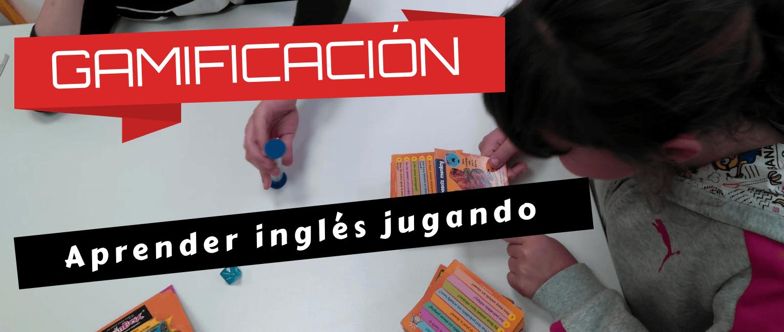 Gamificación para aprender inglés en Alcorcón